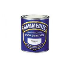 Фарба Hammerite глянцева (біла 6754) 0,7л