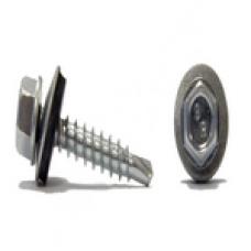 Гвинт самонарізний по металу 4,8х19 оцинкованый (250шт.)